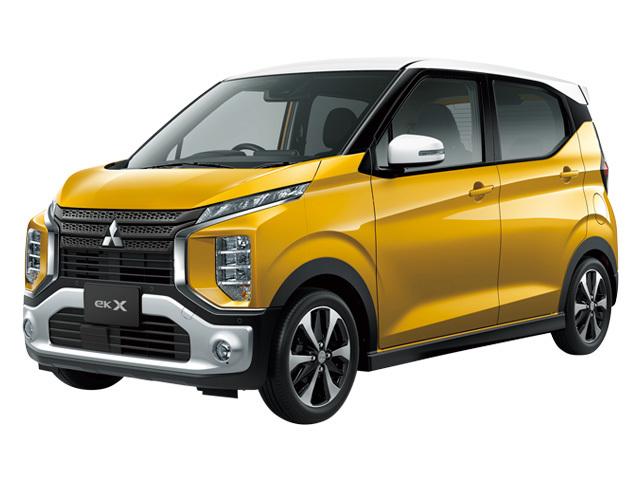 三菱 eKクロス 新型・現行モデル