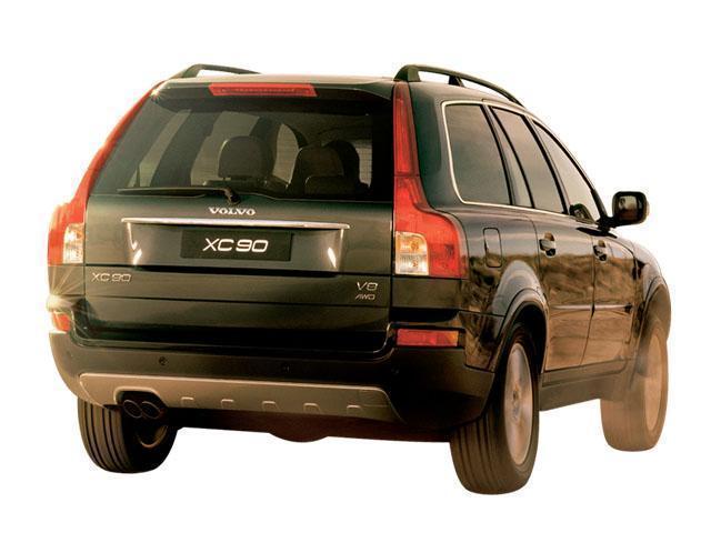ボルボ XC90 新型・現行モデル
