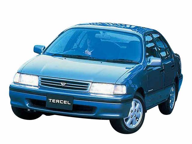 トヨタ ターセルセダン 新型・現行モデル