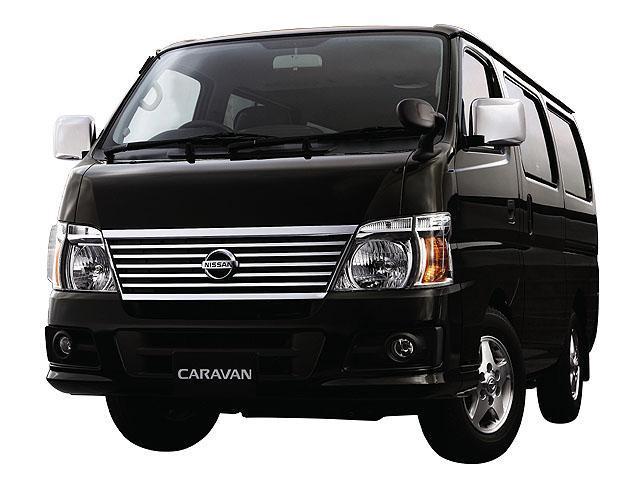 日産 キャラバン 新型・現行モデル