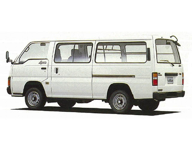 日産 キャラバン 1988年10月〜モデル