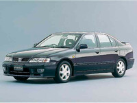 日産 プリメーラ 1997年9月〜モデルのカタログ画像