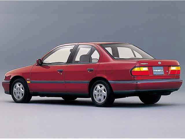 日産 プリメーラ 1990年2月〜モデル