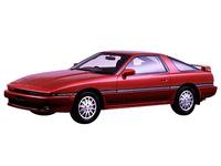 トヨタ スープラ 1986年2月〜モデルのカタログ画像