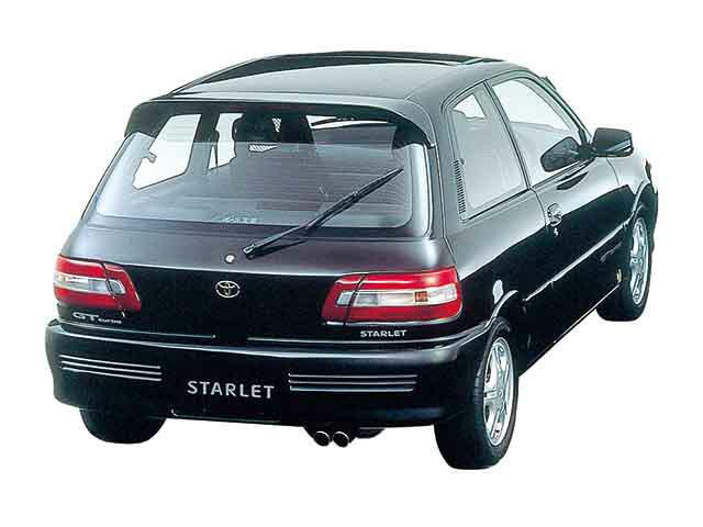 トヨタ スターレット 1994年5月〜モデル