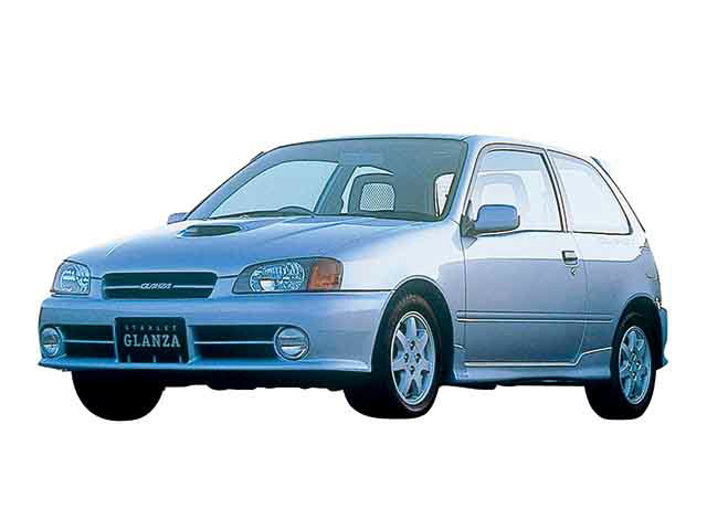 トヨタ スターレット 1997年4月〜モデル