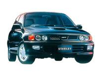 トヨタ スターレット 1994年5月〜モデルのカタログ画像