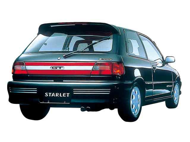 トヨタ スターレット 1990年8月〜モデル