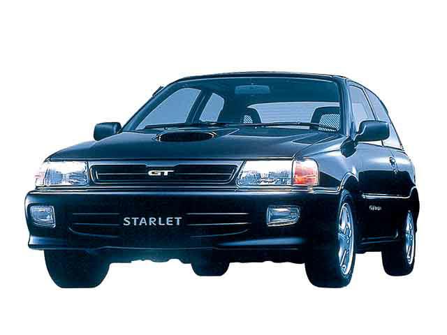 トヨタ スターレット 1992年1月〜モデル