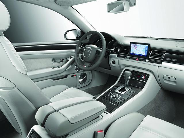 アウディ S8 新型・現行モデル