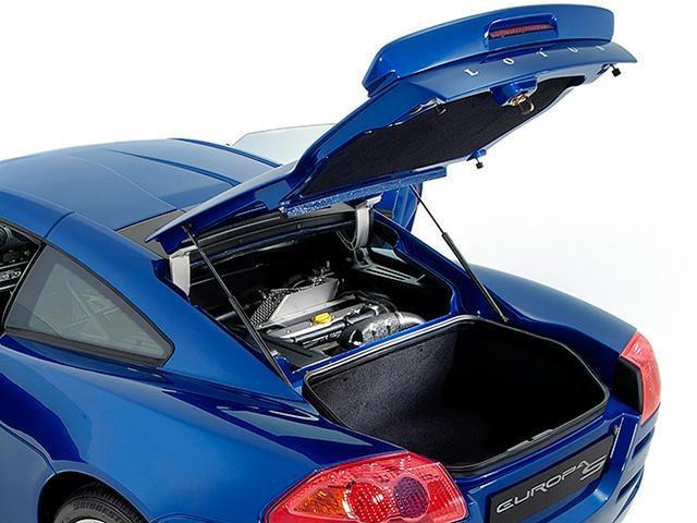 ロータス ヨーロッパ 2007年10月〜モデル