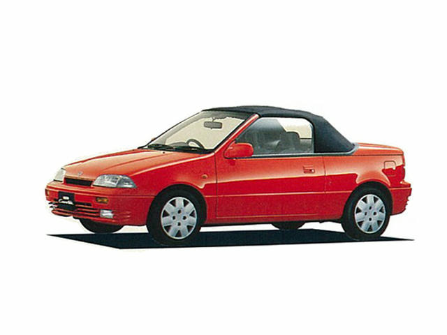 スズキ カルタスコンバーチブル 新型・現行モデル