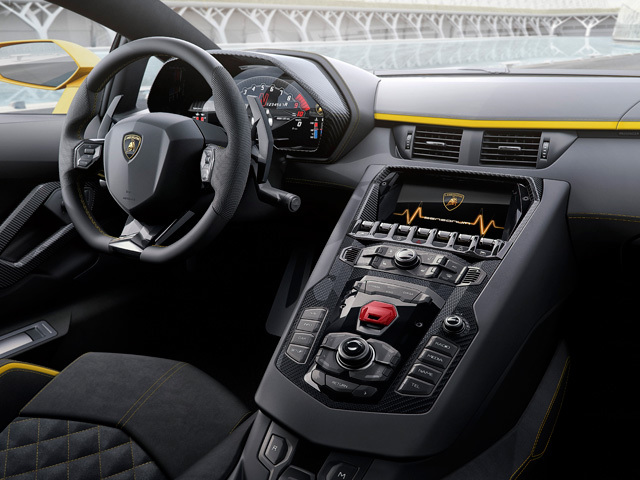 ランボルギーニ アヴェンタドール 新型・現行モデル