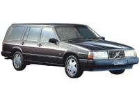 ボルボ 940エステート 1991年10月〜モデルのカタログ画像