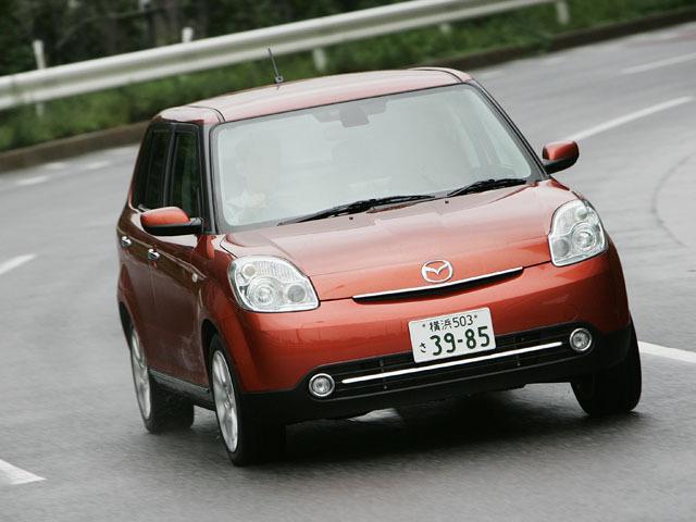 マツダ ベリーサ 2006年8月〜モデル