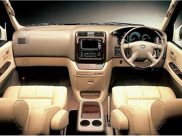 トヨタ グランドハイエース 新型・現行モデル