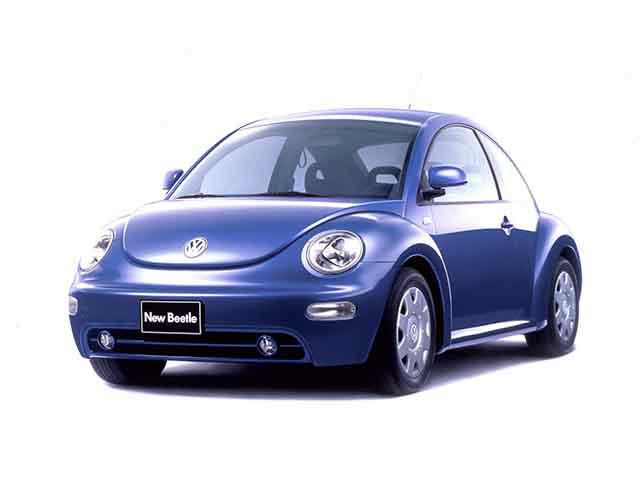 フォルクスワーゲン ニュービートル 1999年9月〜モデル