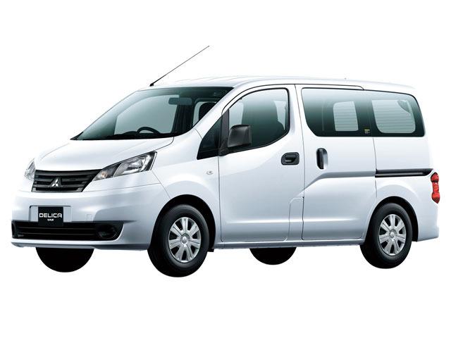 三菱 デリカバン 新型・現行モデル
