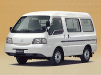 三菱 デリカバン 1999年10月〜モデルのカタログ画像