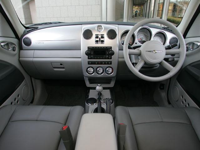 クライスラー PTクルーザー 2005年11月〜モデル