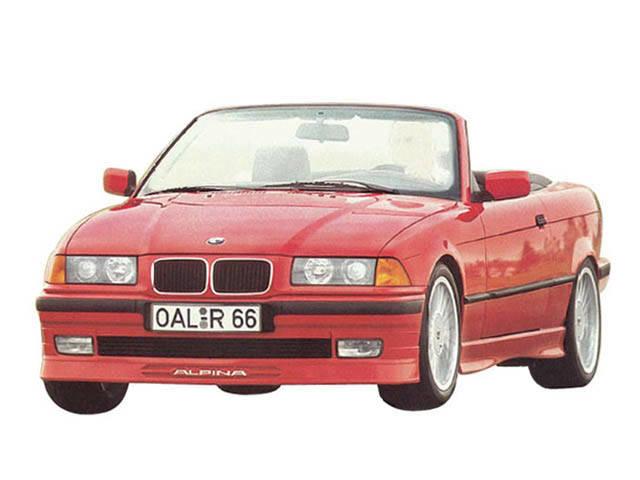 BMWアルピナ B8カブリオ 新型・現行モデル