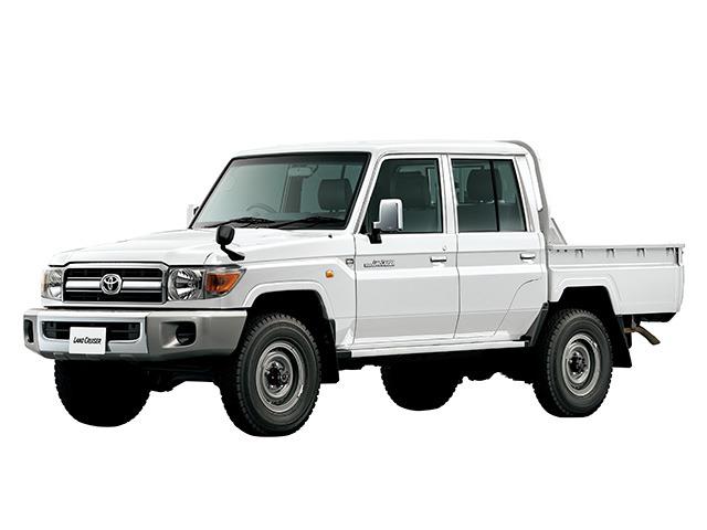 トヨタ ランドクルーザー70ピックアップ 新型・現行モデル