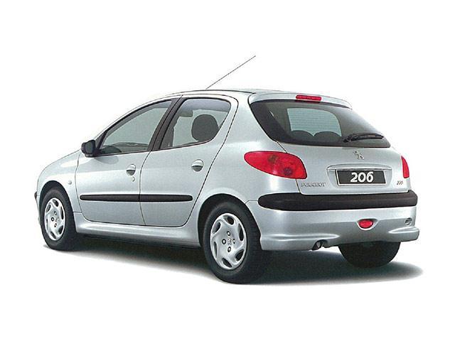 プジョー 206 新型・現行モデル