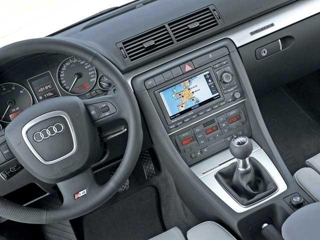 アウディ S4アバント 2007年1月〜モデル