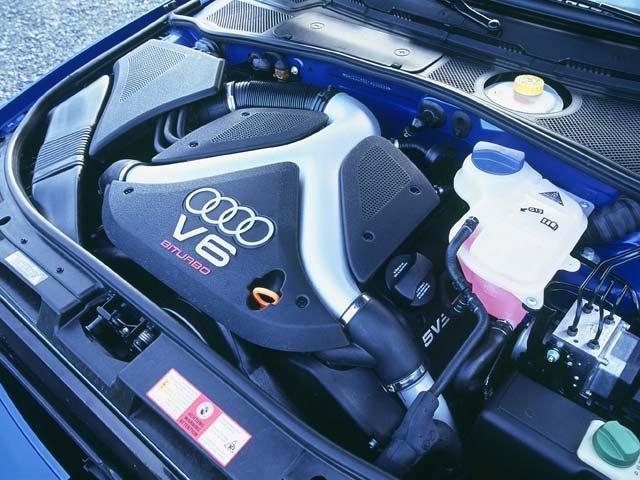 アウディ S4アバント 2000年9月〜モデル
