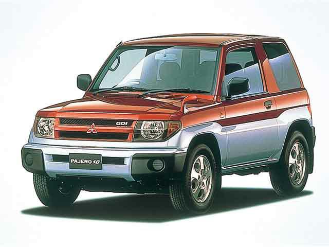 三菱 パジェロイオ 新型・現行モデル