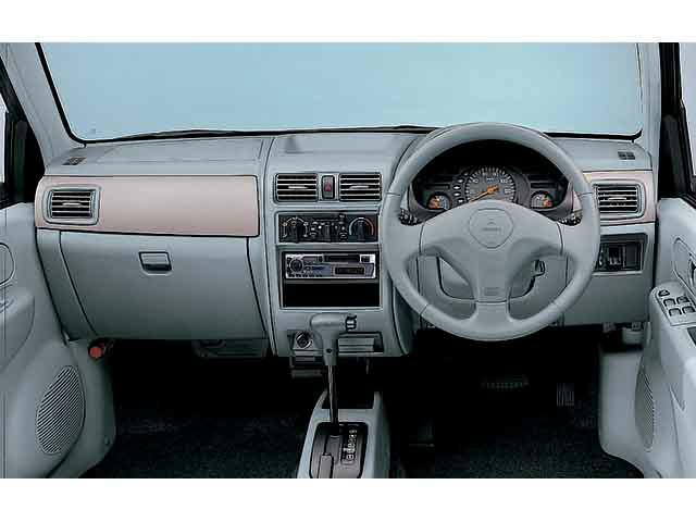 三菱 ミニカ 2001年10月〜モデル