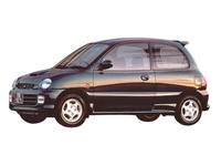 三菱 ミニカ 1993年9月〜モデルのカタログ画像