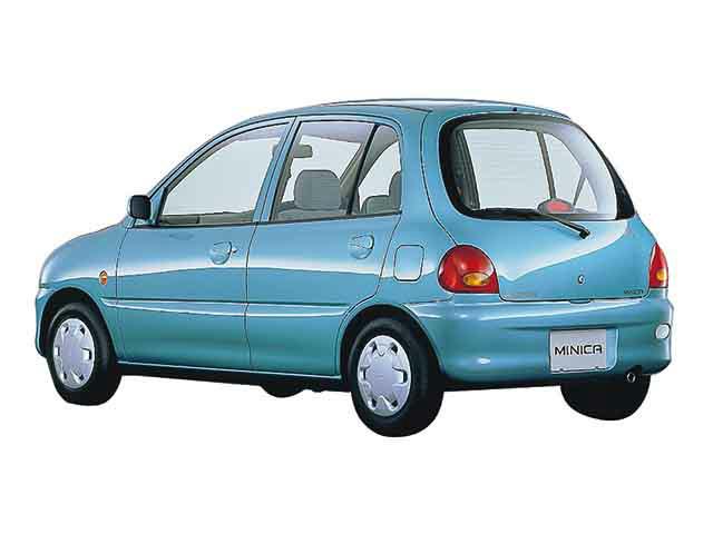 三菱 ミニカ 1995年11月〜モデル