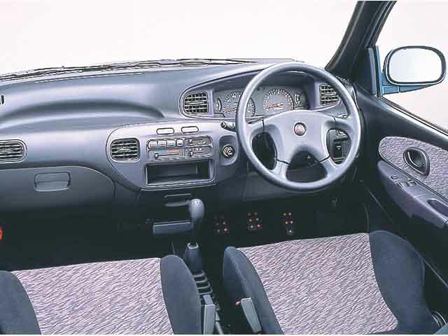 三菱 ミニカ 1993年9月〜モデル
