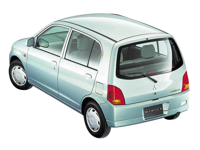 三菱 ミニカ 2003年9月〜モデル