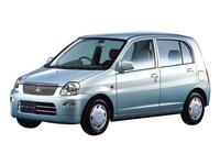 三菱 ミニカ 2002年9月〜モデルのカタログ画像