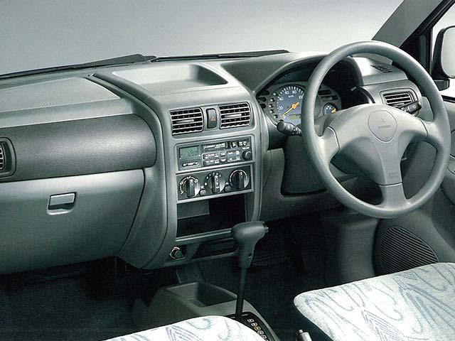 三菱 ミニカ 1998年10月〜モデル