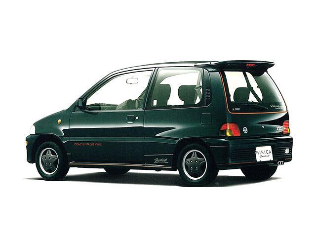 三菱 ミニカ 1993年1月〜モデル