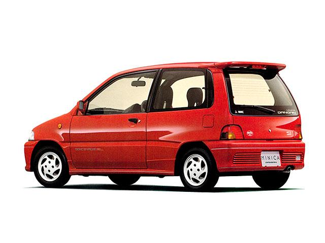 三菱 ミニカ 新型・現行モデル