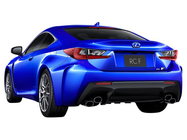 レクサス RC F 新型・現行モデル