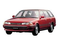 トヨタ カリーナサーフ 1989年8月〜モデルのカタログ画像