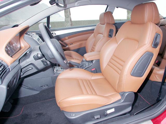 プジョー クーペ407 2007年3月〜モデル