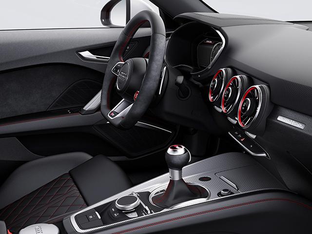 アウディ TT RSクーペ 新型・現行モデル