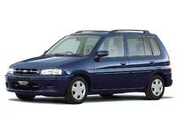 フォード フェスティバミニワゴン 1998年9月〜モデルのカタログ画像