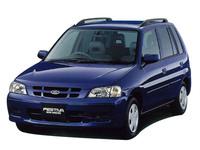 フォード フェスティバミニワゴン 2000年1月〜モデルのカタログ画像