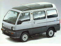 三菱 ミニキャブブラボー 1990年2月〜モデルのカタログ画像