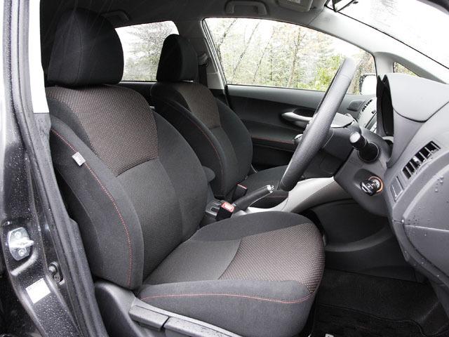 トヨタ オーリス 2010年10月〜モデル