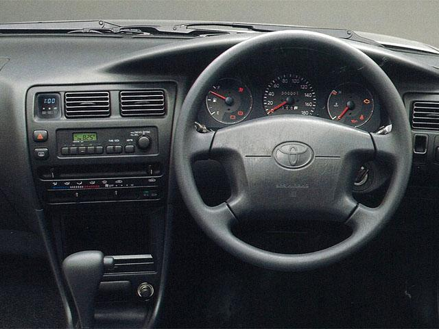 トヨタ スプリンターバン 新型・現行モデル