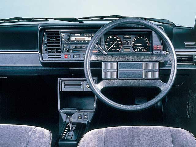 フォルクスワーゲン サンタナ 1984年2月〜モデル