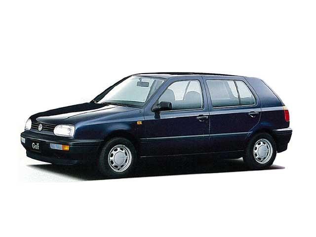 フォルクスワーゲン ゴルフ 1997年7月〜モデル